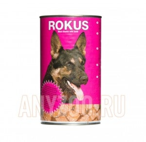 Rokus Meat chunks with lamb