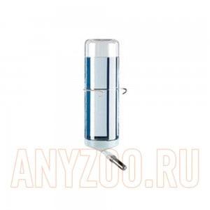 Ferplast Drinky Ферпласт поилка шарик для грызунов на крючках (прозрачное стекло)