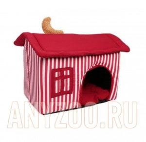 Lion Лион домик для собак размер М 55*45*45 LM4020-005