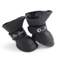 фото Triol Сапожки для собак, черные модель 203YXS