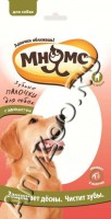 Лакомство Мнямс Зубные палочки для собак с эвкалиптом