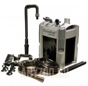 фото JBL CristalProfi e401 greenline Экономичный внешний фильтр для аквариумов от 40 до 120л, 450л/ч