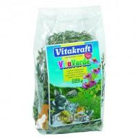 фото Vitakraft Vita Verde Витакрафт Сено Луговое с цветами шипомника