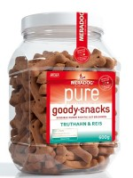 Meradog Pure Goody Snacks turkey and rice