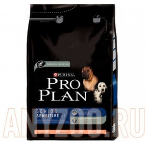 Pro Plan Adult 7+ Medium&Large Sensitive Skin