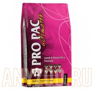 Pro Pac Ultimates Adult Lamb&Brown Rice