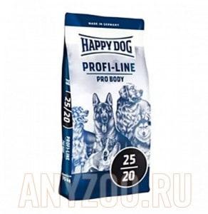 Купить Happy Dog Profi-Line Pro Body Корм для взрослых собак с нормальной активностью