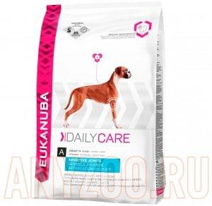 фото Eukanuba Dog DC Sensitive Joints - Эукануба Сенситив для собак с проблемами суставов
