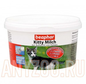 фото Beaphar Беафар Kitty-Milk молочная смесь для котят