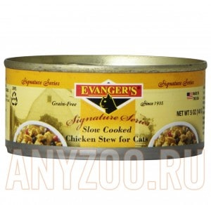 Evanger`s Slow Cooked Chicken Stew