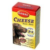 фото Sanal Cheese Санал витамины для собак со вкусом сыра