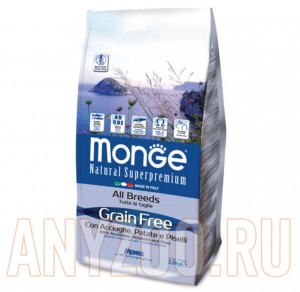Monge Dog Grain Free