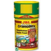 фото JBL NovoGranoMix mini (click) Refill Основной корм. Мини-гранулы для маленьких рыб, с дозатором