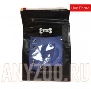 Купить Gina Denmark Cat 30 Джина Сухой корм для взрослых кошек