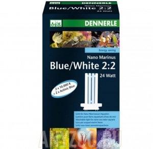 фото Dennerle Nano Marinus Blue/White 2:2  Сменная лампа для светильника ReefLight