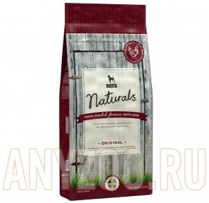 Купить Bozita Naturals Original 22/11  Бозита Оригинал сухой корм для взрослых собак всех пород с нормальной активностью