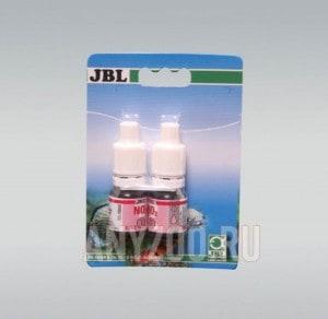 фото JBL Nitrit Reagens Реагенты для комплекта JBL 2537000