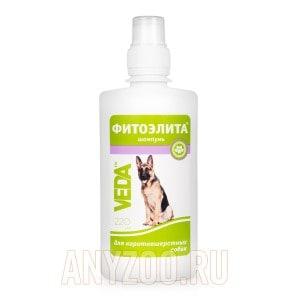 Фитоэлита Шампунь для  короткошерстных собак