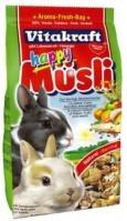 Vitakraft -Витакрафт Лакомство для кроликов Мюсли