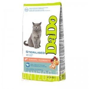DaDo Adult Cat Sterilised Shrimp
