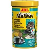 фото JBL NovoMalawi Хлопья  для растительноядных цихлид из озер Малави и Таньгаика