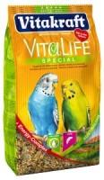 фото Vitakraft Vital Lave Special-  Витакрафт специальный корм для волнистых попугаев