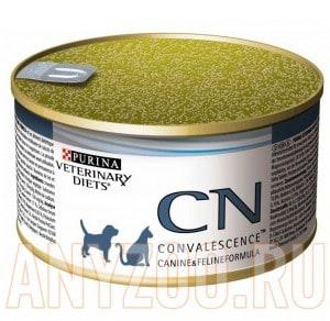 фото Pro Plan Veterinary Diets Convalescence CN Консервы для Кошек, собак- послеоперационное  восстановление