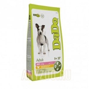 DaDo Adult Dog Mini Breed Chicken & Rice