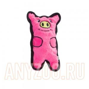 Купить Petstages Invinc Mini игрушка для собак Свинка без наполнителя с пищалками