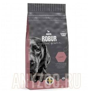 Купить Bozita Robur Light 19/08 сухой корм для собак склонных к набору веса и с низким уровнем актив-ст