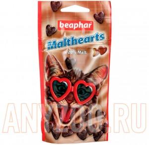 Beaphar Malt-Hearts