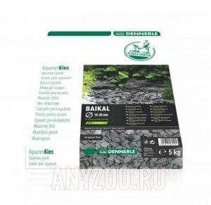 Купить Dennerle Nature Gravel PlantaHunter Baikal  Натуральный гравий для аквариума, 10-30 мм,  5кг