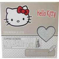 фото Hello Kitty Cat Litter Sensitive- Хело Китти комкующийся наполнитель для кошек