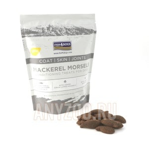 Mackerel Morsels Coat Skin Joint