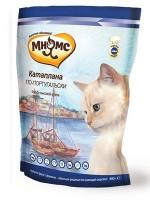 Мнямс Катаплана по-португальски, пауч для кошек с форелью