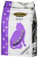 Best Choice Sensitive cat food-