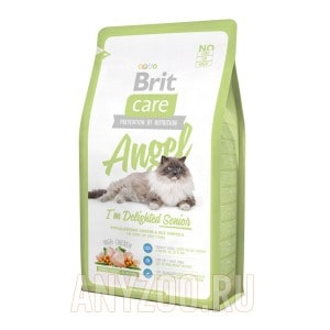 Brit Care Cat Angel Delighted Senior