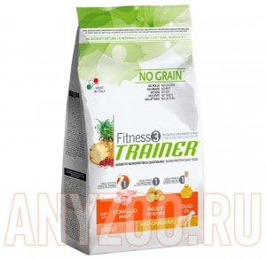 Trainer Fitness 3 Adult Medium/Maxi Rabbit/Pot.