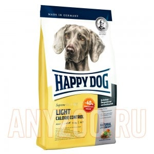 Купить Happy Dog Light Calorie Control Диетический рацион для снижения веса для собак
