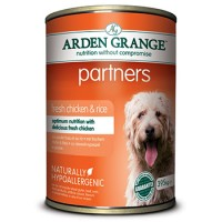 Arden Grange Partners Fresh Chicken,Rice&Vegetables