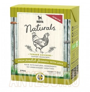 Bozita Naturals Tender Chicken Junior