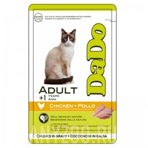 DaDo Adult Cat Chicken