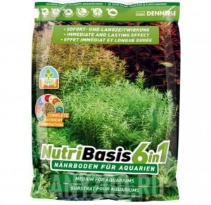 Купить Dennerle NutriBasis 6in1  Грунтовая подкормка для аквариумных растений