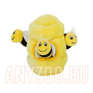 Купить Petstages Hide-a-Bee Игрушка-головоломка для собак Спрячь пчелку
