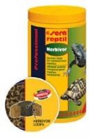 Sera Reptil Professional Herbivor Профессиональный корм для растительноядных рептилий 1810