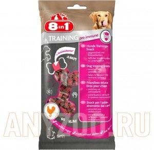 Купить 8 in 1 Training Pro Immune Лакомство для собак Тренинг Про Иммунитет