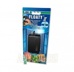 фото JBL Floaty II  Плавающий магнитный скребок для стекол