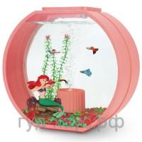 Disney WD4001 Аквариум Ariel 20 литров/стекло
