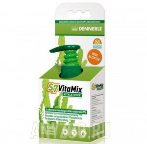 Купить Dennerle S7 VitaMix Комплекс мультивитаминов и микроэлементов для аквариумных растений