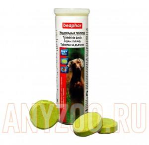 фото Beaphar Dog-a-dent-жевательные таблетки для собак с хлорофиллом